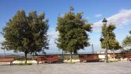 Argençola: Plaça  Ramon Sunyer