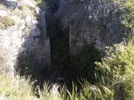 Argençola: Restes del castell  Ramon Sunyer
