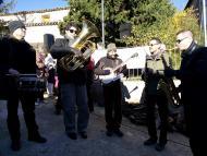 Clariana: actuació musical dels Doctor Jazz Friends  Marià Miquel