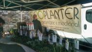 Argençola: Parada Ecoplanter  Ramon Sunyer