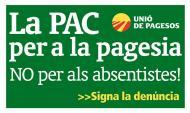 cartell El nou PDR 2014-2020. Possibilitats d'ajut per la nova PAC