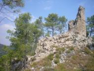 Clariana: Castell  Jordi Ferrer