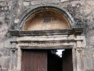 Albarells: Església de Sant Martí  Jou Casas