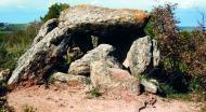 Els Plans de Ferran: sepulcre Megalític  El Trill