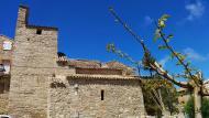Carbasí: Església de Sant Bartomeu romànic S XI  Ramon Sunyer