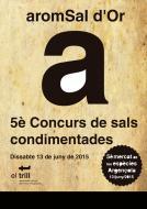 5è Concurs de sals condimentades d'Argençola