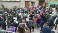 Clariana: el grup la Xaranga ho peta  Martí Garrancho