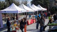 Argençola: mercat  Ramon Sunyer
