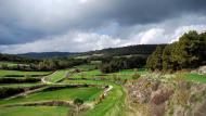 Contrast: paisatge de primavera  Ramon Sunyer