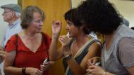 Argençola: Comentant la jugada a l'hora del vermut  Mariona Miquel Solé