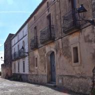 Carbasí: carrer  Ramon Sunyer