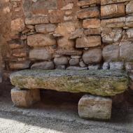 Carbasí: banc de pedra  Ramon Sunyer