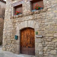 Clariana: La rectoria  Ramon Sunyer