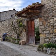 Clariana: casa  Ramon Sunyer