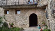 Clariana: portalada casa  Ramon Sunyer
