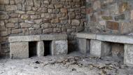 Clariana: Església de Santa Maria  Ramon Sunyer
