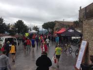 Argençola: Vista de la plaça  James Mc Kinnell