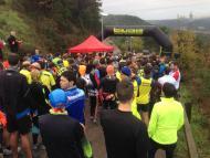 Argençola: Sortida dels corredors  James Mc Kinnell