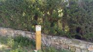 Argençola: Senyalètica rutes  Marina Berenguer