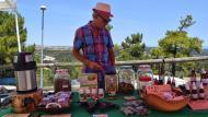 Argençola: 7è mercat de les espècies  Ramon Sunyer