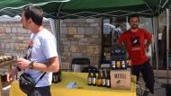 Argençola: Cervesa Matoll  Ajuntament Argençola