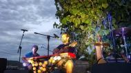 Rocamora: Concert Raül Benéitez  Martí Garrancho