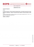 Selecció d'un Tècnic/a superior de transparència, bon govern, suport a la transició cap a la gestió electrònica de l'Administració