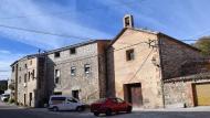 Porquerisses: església  Ramon  Sunyer