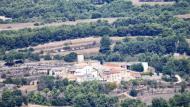 Contrast: vista del poble  Ramon Sunyer