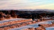Argençola: nevada  Toni Castillo