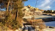 Argençola: nevada  Astrid van Ginkel