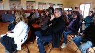 Argençola: Presentació de l'acte  Martí Garrancho