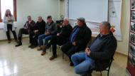 Argençola: Col·loqui amb els saurins  Martí Garrancho