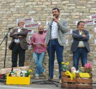 Argençola: David Sànchez, alcalde de Jorba  Martí Garrancho