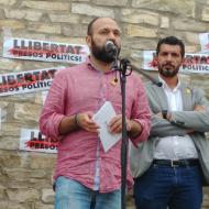 Argençola: Marcel Mauri, vicepresident d'Òmnium  Martí Garrancho