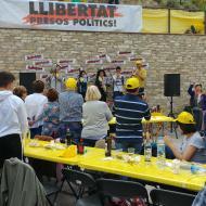 Argençola: Actuació dels Músics per la llibertat  Martí Garrancho