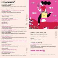 Programa del 8è Mercat de les Espècies