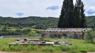 Porquerisses: Església de Sant Marc  Ramon Sunyer
