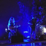 Rocamora: Concert d'Ivette Nadal i Caïm Riba  Martí Garrancho