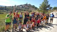 Argençola: Iniciació a la marxa nòrdica  Rural Salut