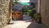 Obres d'abastament d'aigua potable a Clariana