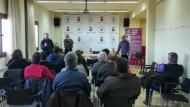 Sessió informativa de l'Ajuntament d'Argençola