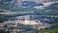 Contrast: Vista des de d'Aguiló  Ramon  Sunyer