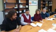 Unió de Pagesos i l'Associació de Micropobles de Catalunya signen un conveni per treballar conjuntament en la difusió de les immatriculacions de l'Església