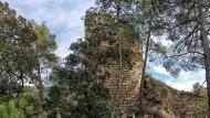 Clariana: torre  Ramon  Sunyer