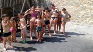 Argençola: Atraccions d'aigua  Animans