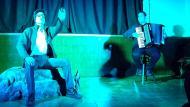 Argençola: espectacle Mort a les cunetes  Mercè Hernandez