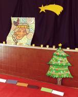Argençola: 2n Casalet de Nadal  Martí Garrancho
