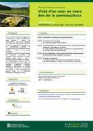 Jornada tècnica 'Visió d'un món on viure des de la permacultura'