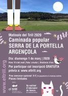 Caminada Ruta Serra de la Portella